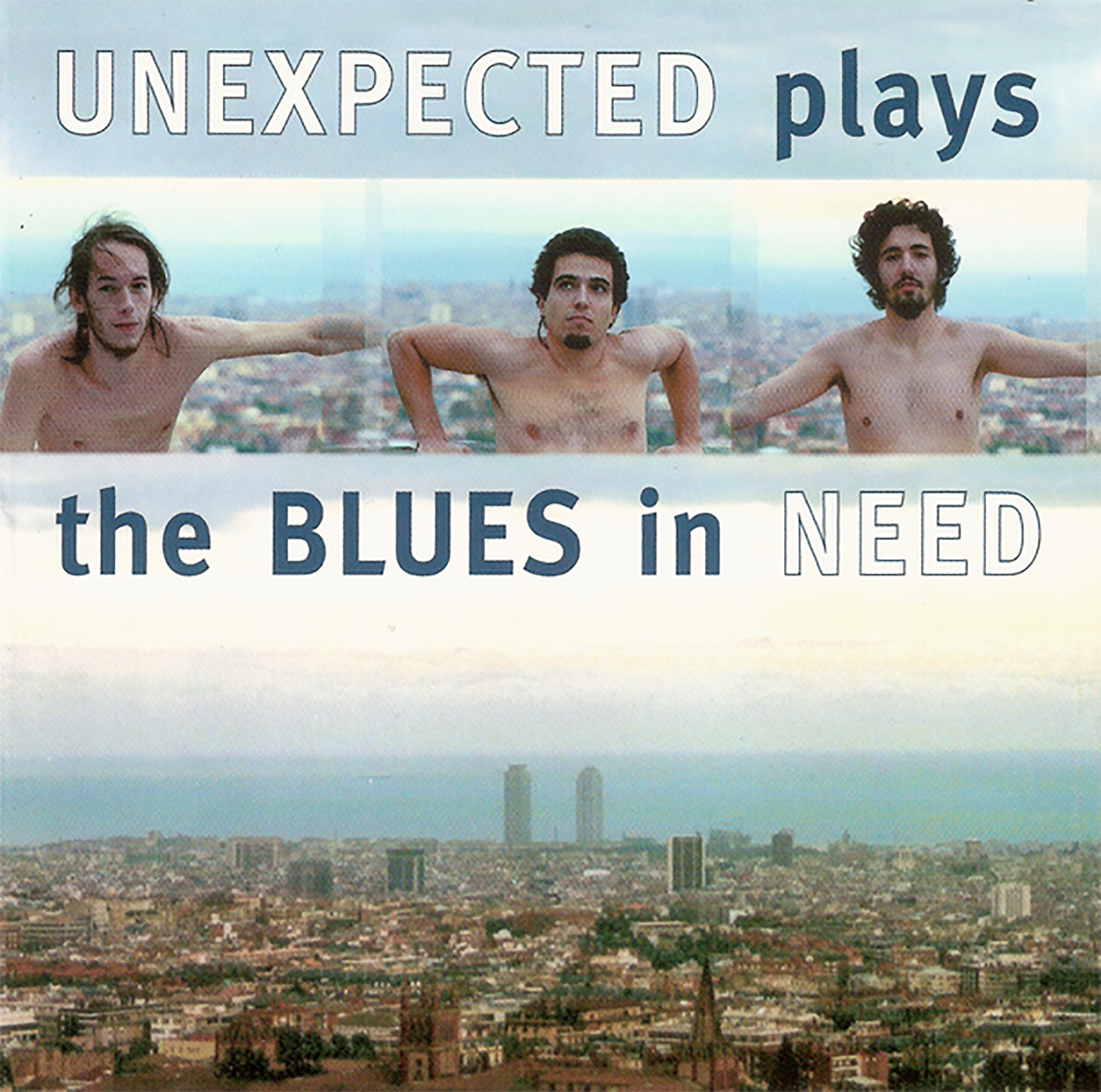 Plays the Blues in need | UNX