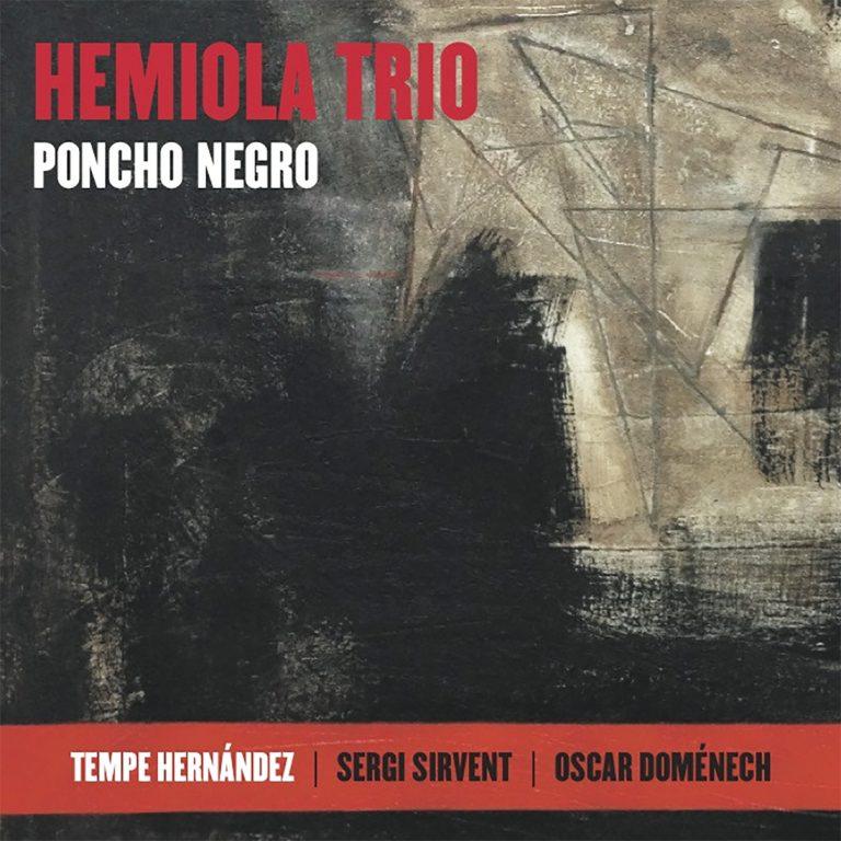 Tapa disco Poncho Negro